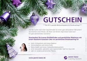 Gutschein Weihnachten_Jasmin Coaching_mittelklein
